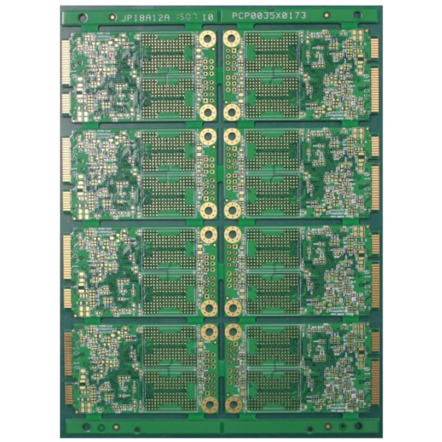 China 8 Layers Led Controller Eclectronics Printed Circuit Board Pcb Production Buy Boardpcb Assemble Rosh Ccc Ce Iso