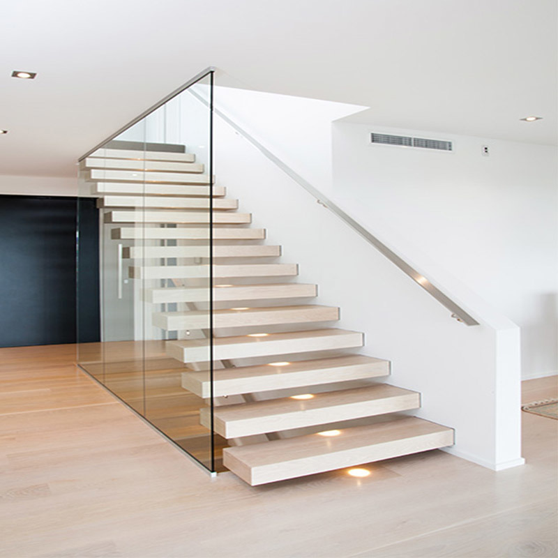 Floating Stairs Cable Stair Railing Kit