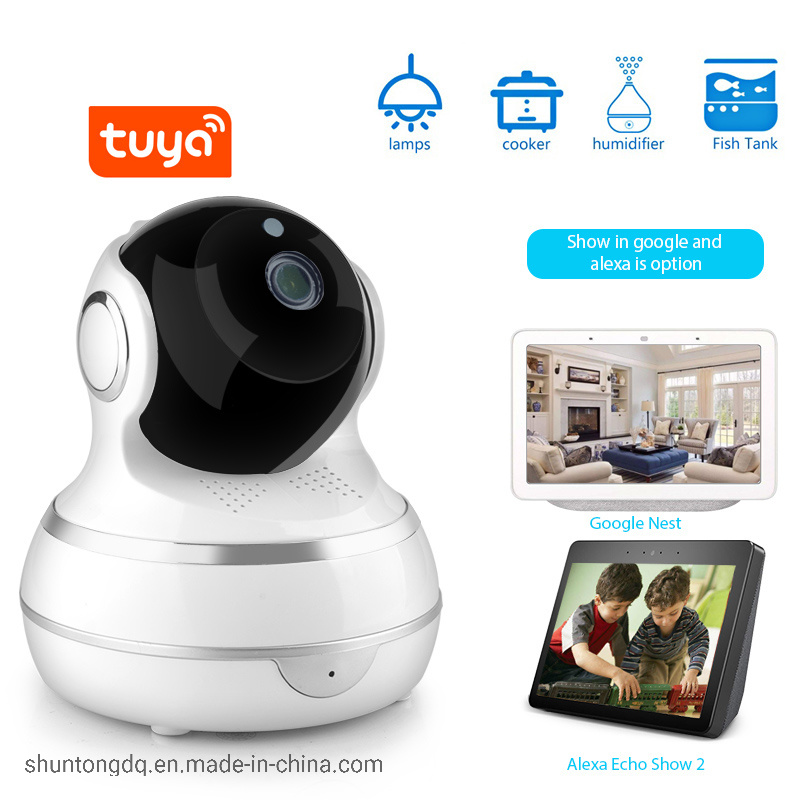 Wireless 1080P WiFi APP Smart Night Vision Two Way Audio IP Home Security Camera
