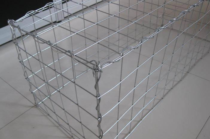 Glavanized Welded Gabion Box/Gabion Cages/Welded Wire Mesh Gabion pictures & photos
