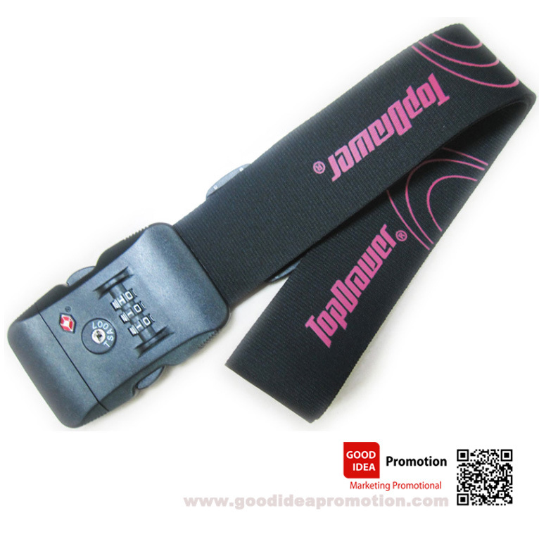 Polyester Luggage Belt with Custom Logo pictures & photos