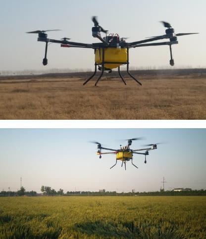 [Hot Item] 15L Spreader/Sprayer Multi-Function Agriculture Drone