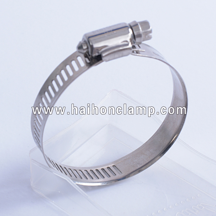 12.7mm Bandwidth American Type Hose Clamp