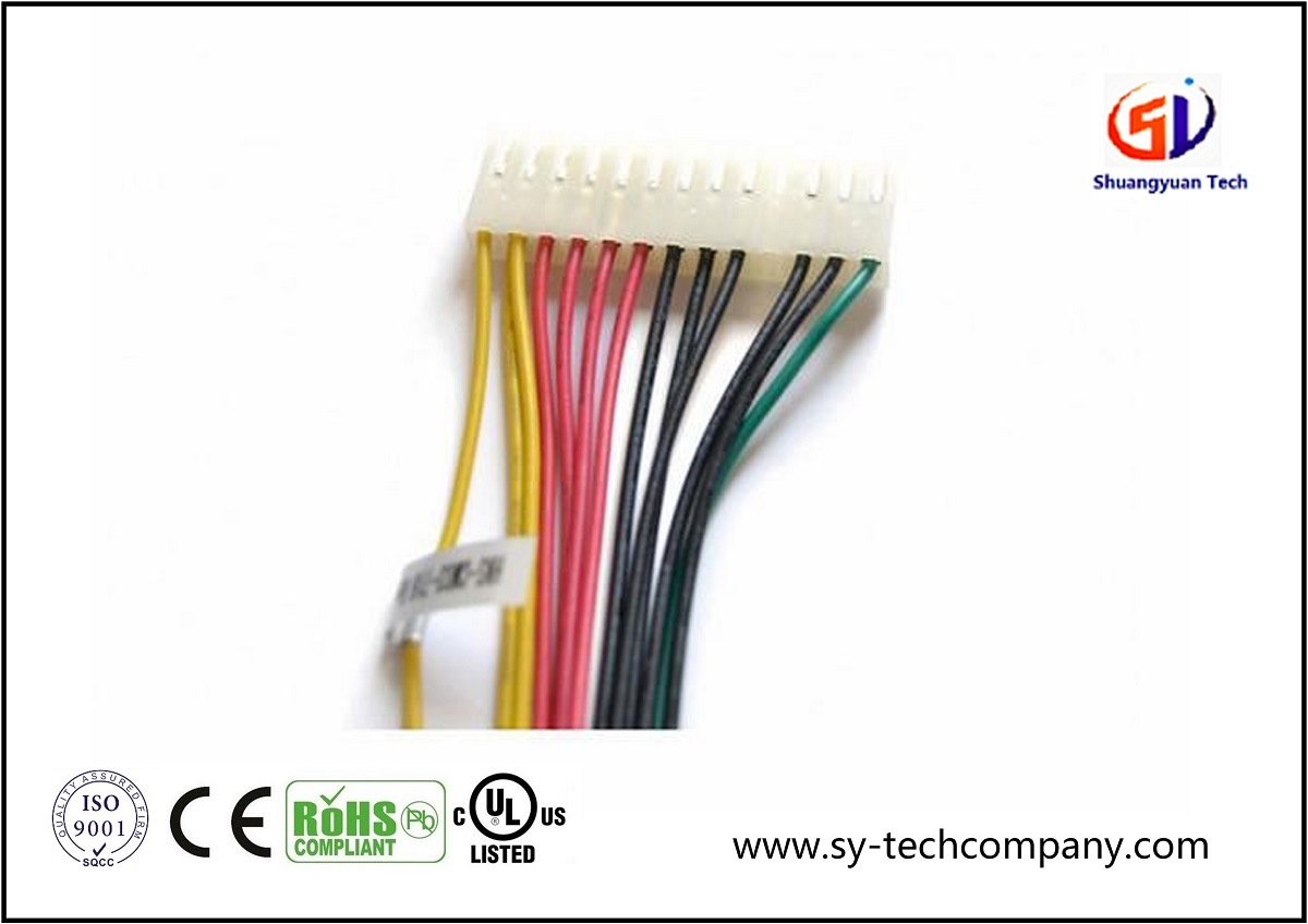 [SCHEMATICS_4UK]  China Customized Electric 20 Pin Wire Harness with Molex Connector - China Wiring  Harness, Cable Assembly | 20 Pin Wire Harness |  | Shenzhen Shuangyuan Technology Co., Ltd.