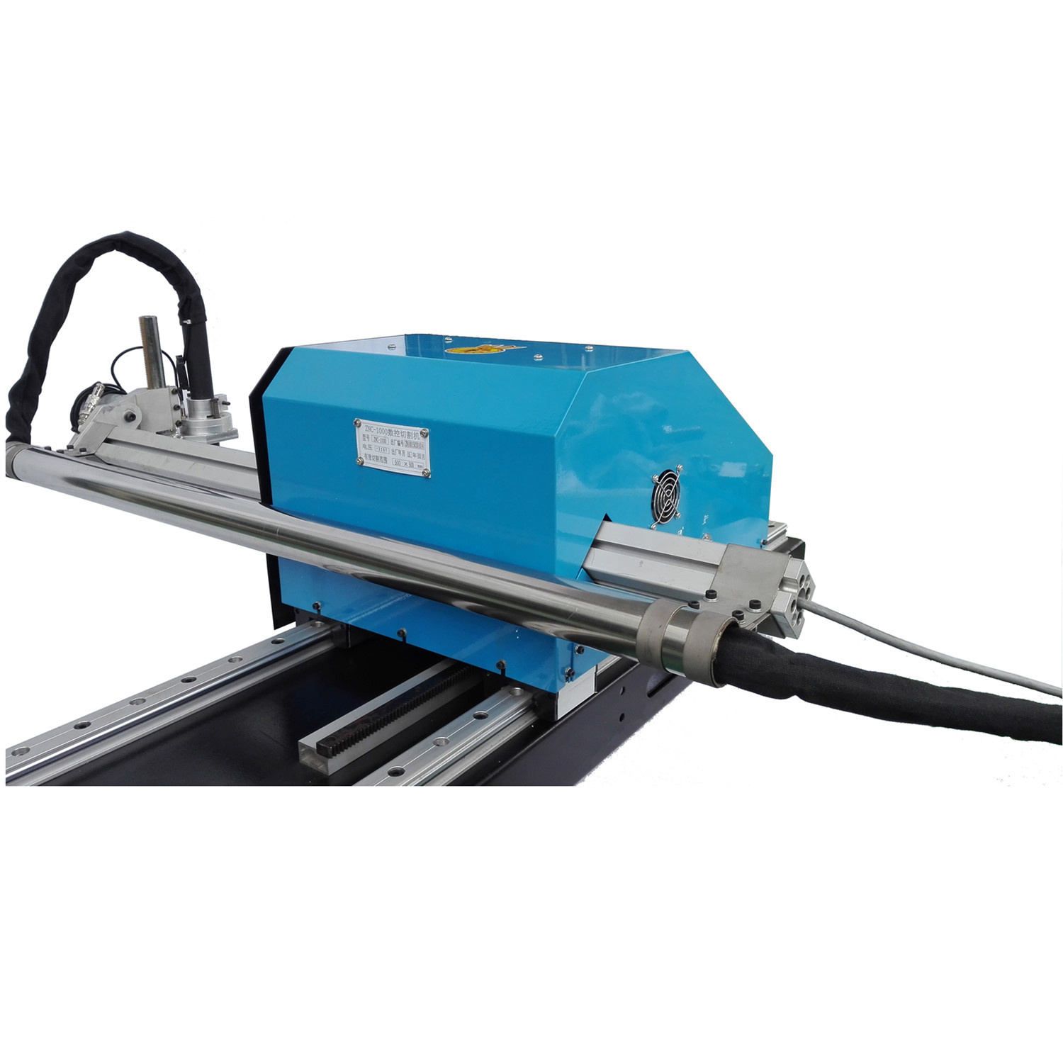 Economic Portable CNC Plasma Cutting Machine Flame Cutting Machine pictures & photos