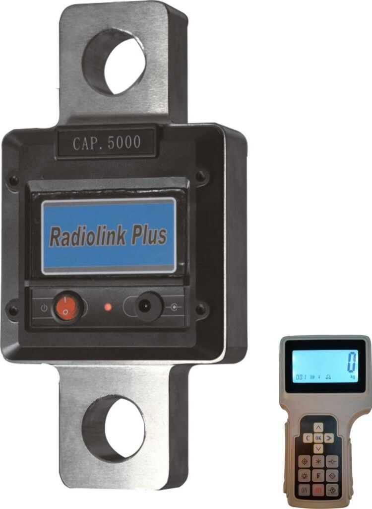 Wireless Dynamometer for Large Capacity