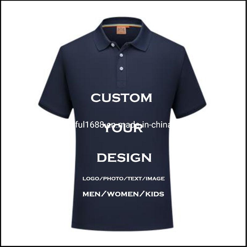 S Short Sleeves Polo Shirts Printing