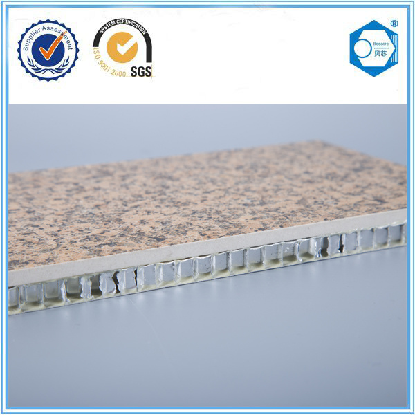 Curtain Wall Aluminum Honeycomb Panel pictures & photos