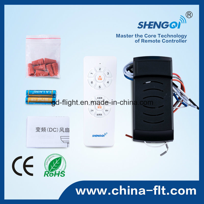 China Infrared Radio Remote Control For Ceiling Fan Lamp
