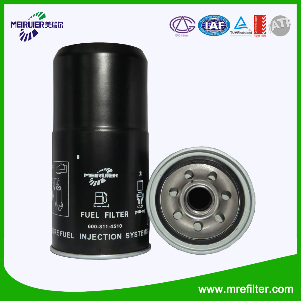 China Fuel Filter 600-311-4510 for Komatsu Engine - China Komatsu Fuel  Filter, Auto Fuel Filter 600-311-4510