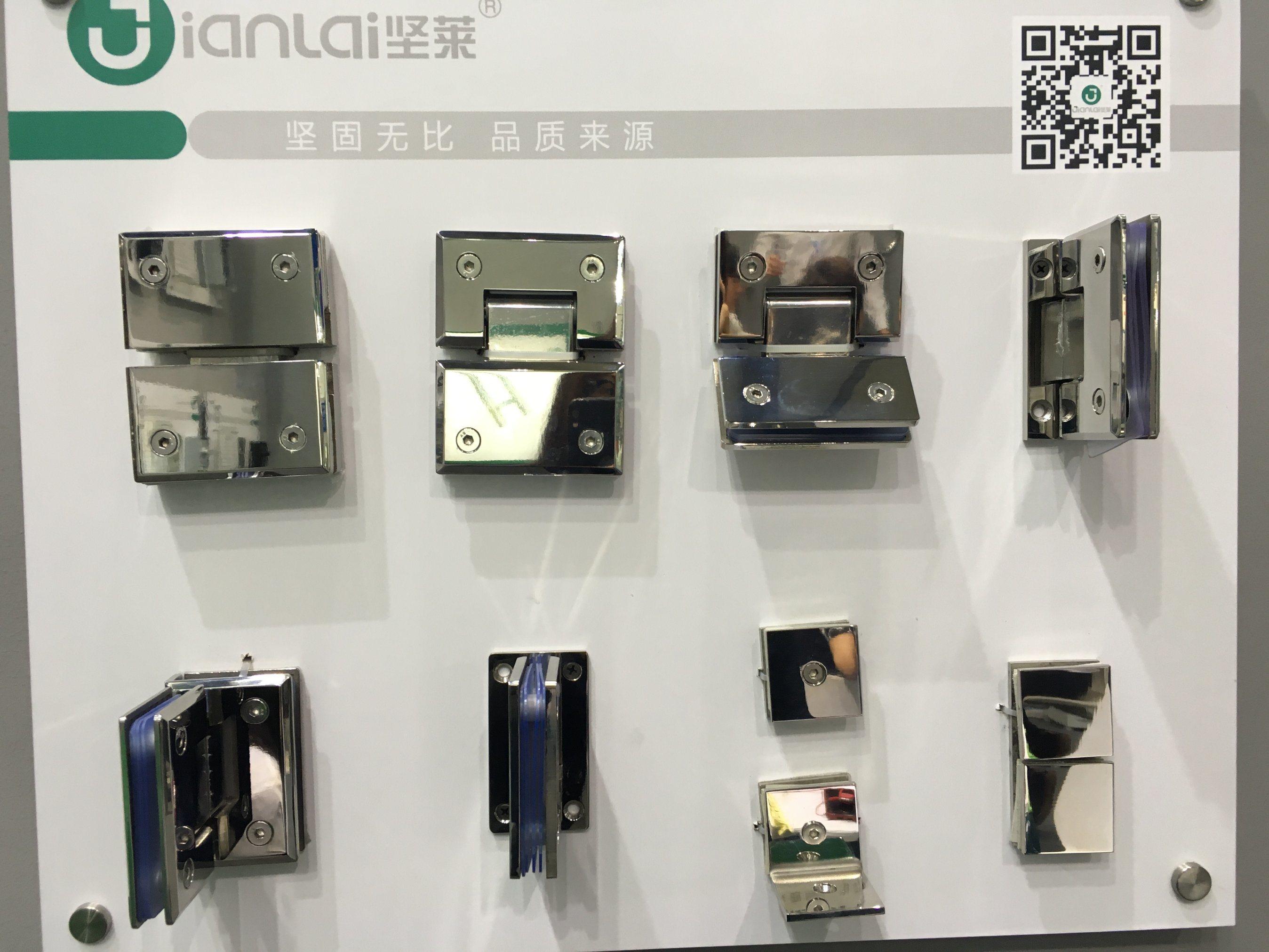 China Concealed Adjust Glass Shower Glass Door Pivot Hinge Photos