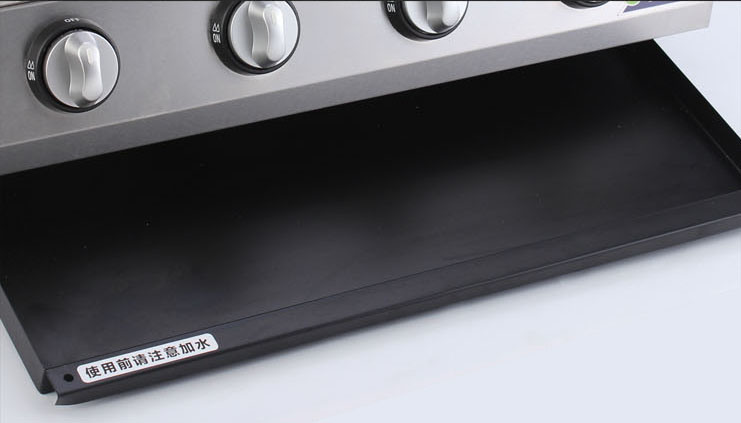 Gas BBQ Grills Infrared Burners