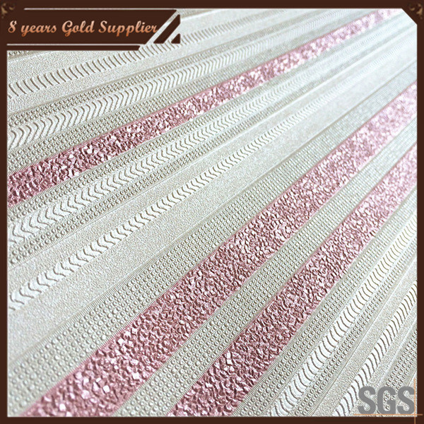 Home Decor PVC Wall Paper for Building Material pictures & photos