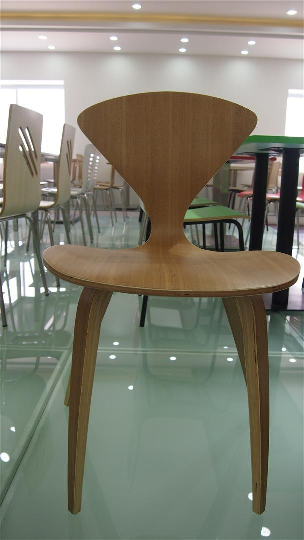 China High Quality Norman Cherner Replica Side Chair   China Side Chair,  Restaurant Side Chair