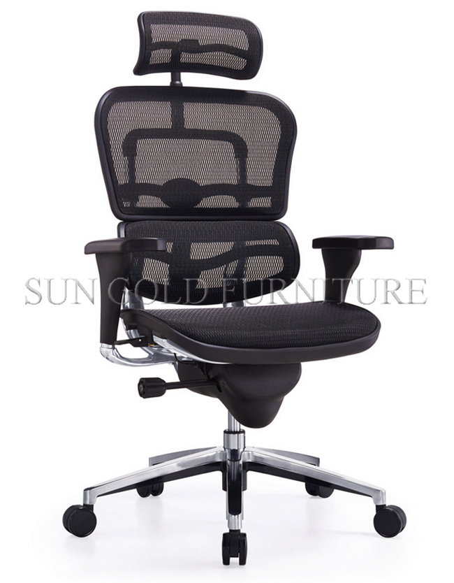 Hot Sell Comfortable Mesh Ergonomic Boss Chair with Many Functions (SZ-OCR068)