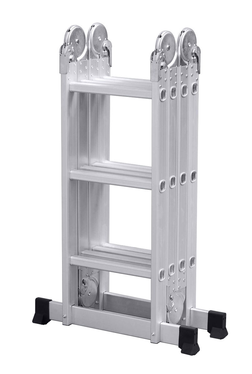 4*3 Aluminum Multi-Purpose Ladder by CE/En131 Approved pictures & photos