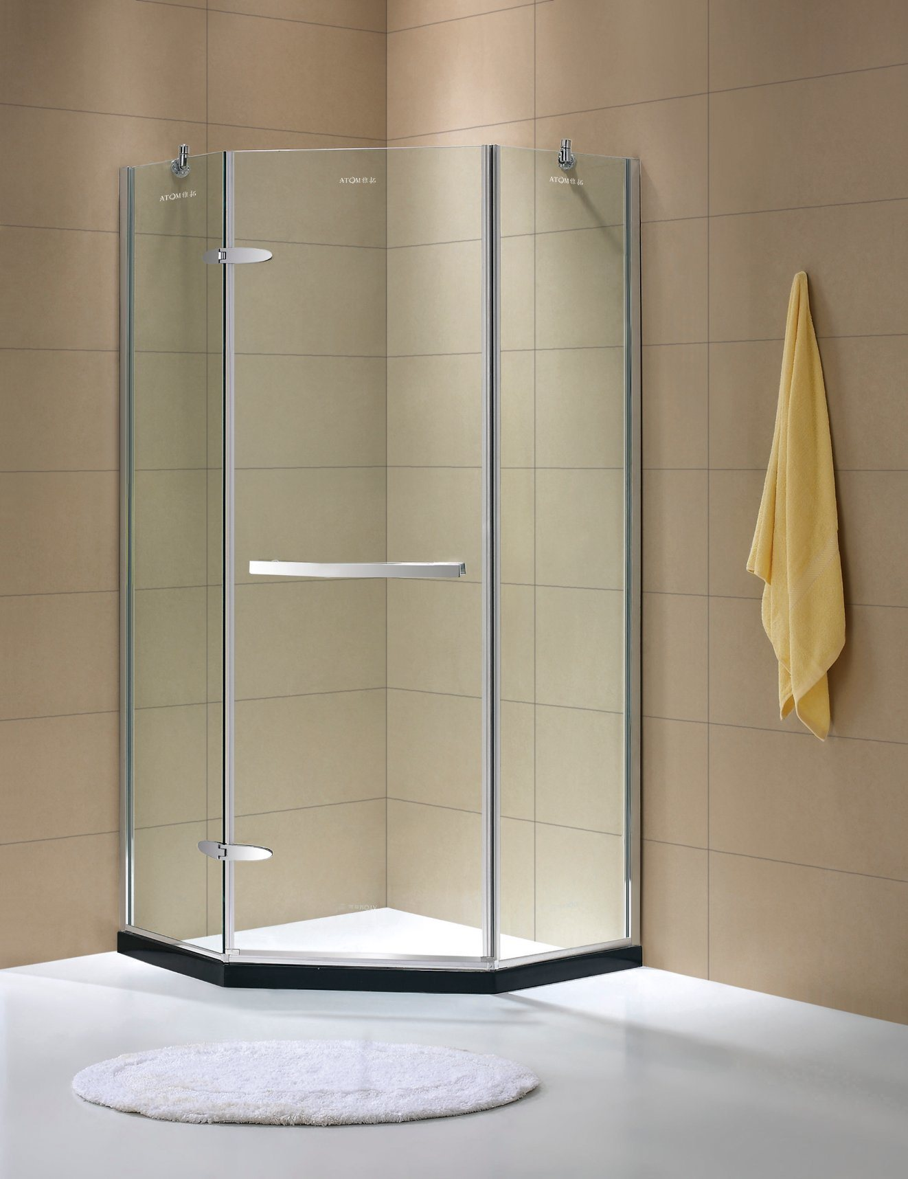 China Luxury Bathroom, Large Shower Cabin, Shower Enclosure in Us ...