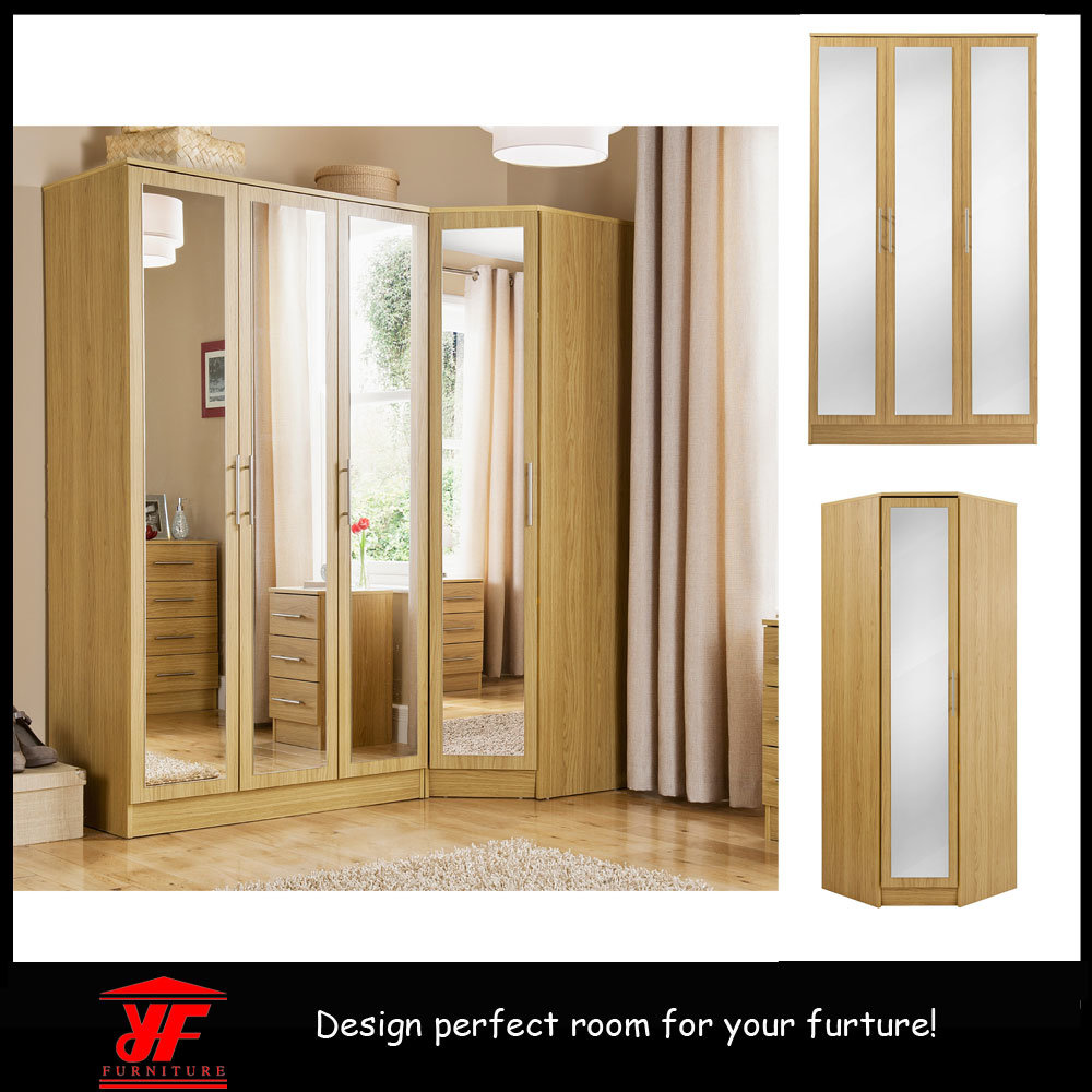 China Models Waterproof Movable Painted Glass Wardrobe Sliding Door