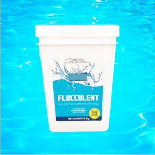 China Aluminium Sulfate for Swimming Pool Flocculant Chemical (Pool ...