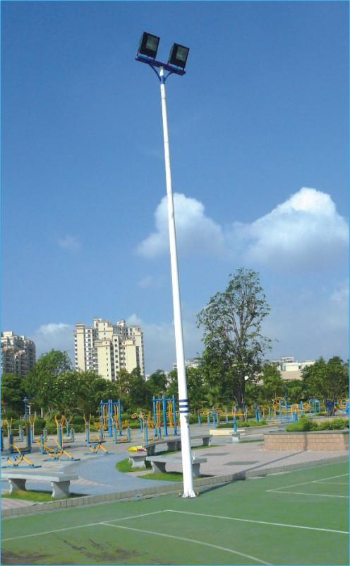 Straight Seam Welding Light Pole