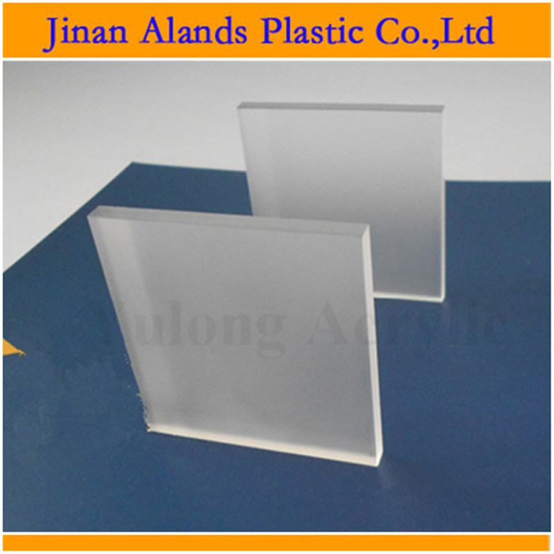 China 1 4 Quot Frosted Plexiglass Frosted Acrylic Sheet