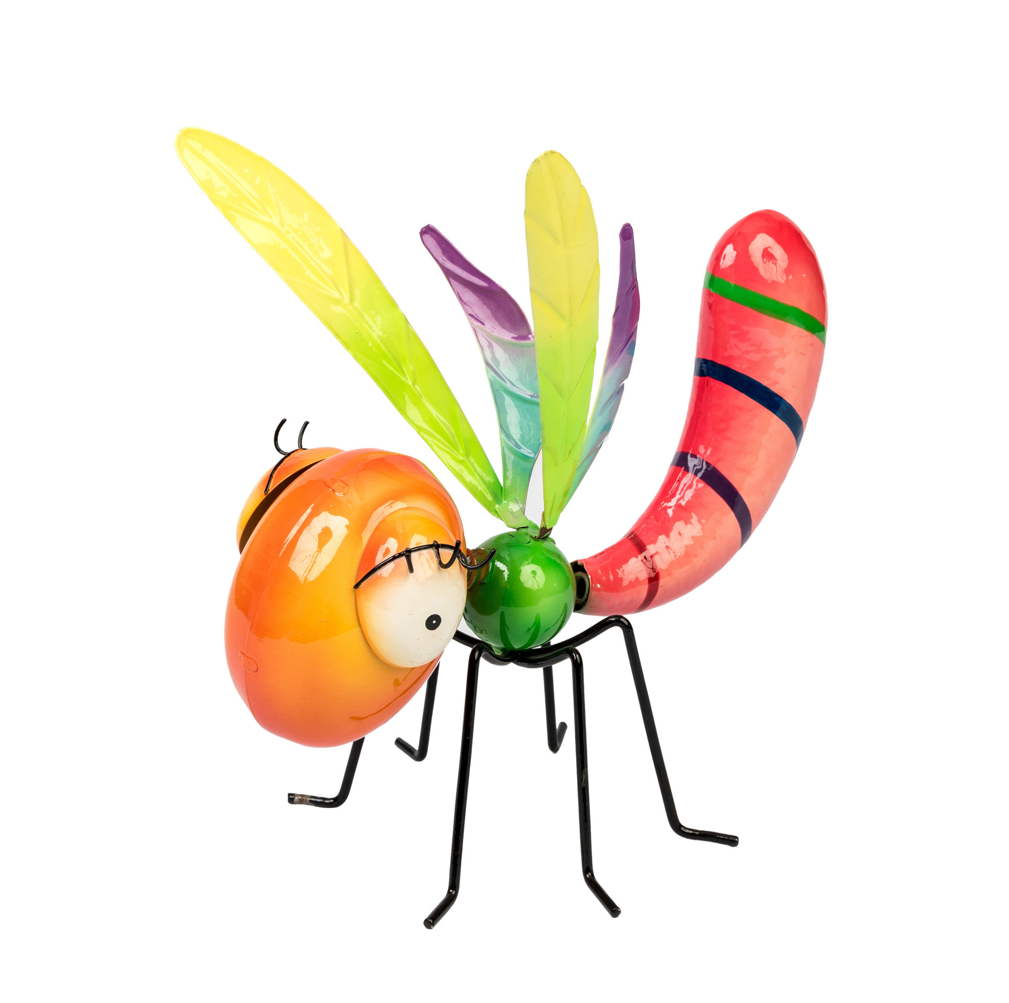 Hot Item Garden Accents And Decor Accessories Metal Insect Ornament