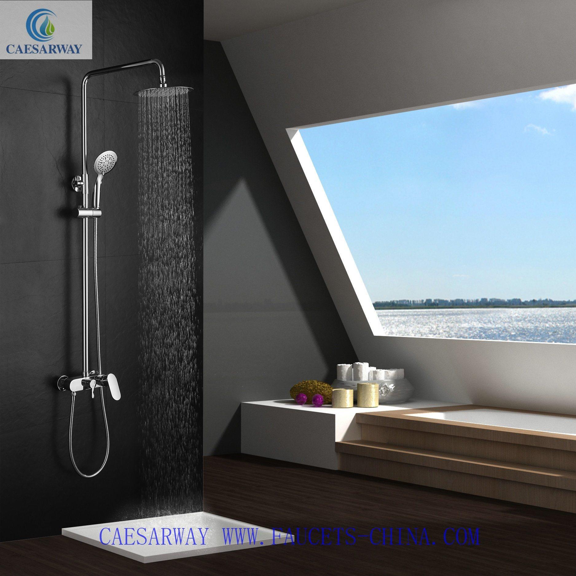 China Hot Sale Bath Shower Faucet Set Commercial Faucet Shower Faucet Sets China Shower Set Shower Mixer