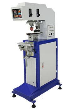 china en c125 1 logo printing machine manual pad printer with ink