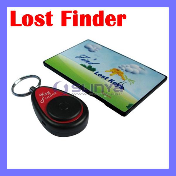 china credit card key finder anti lost alarm electronic