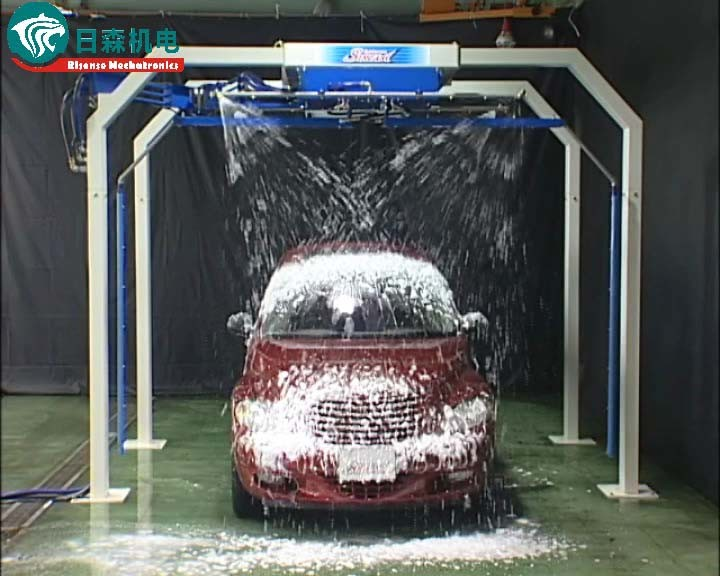Hot Sale Touchless Car Wash Machine CH-200 pictures & photos