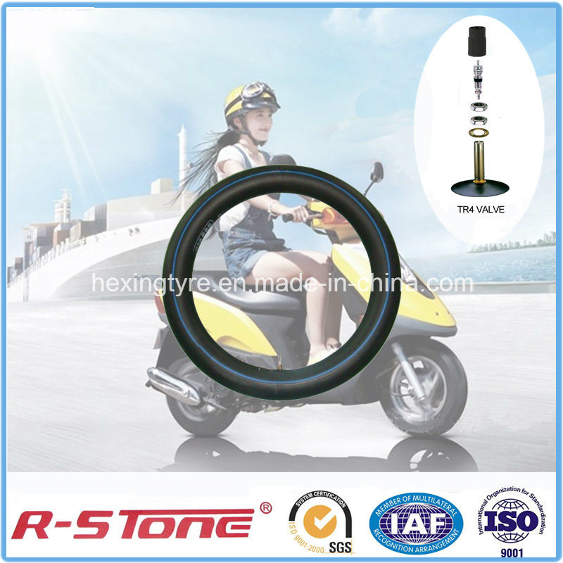 High Quality Natural Motorcycle Inner Tube2.00/2.25-17
