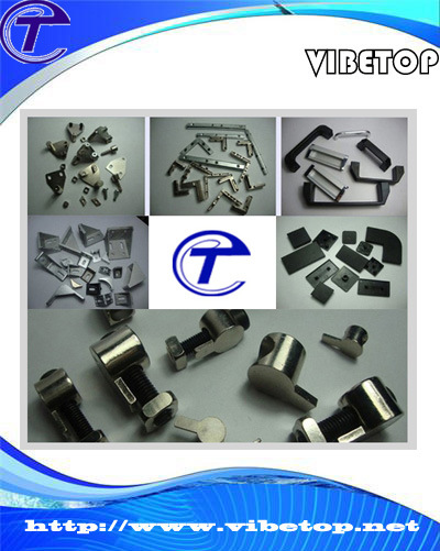 Precistion CNC Machined Small Aluminum Parts (Alu-V03) pictures & photos