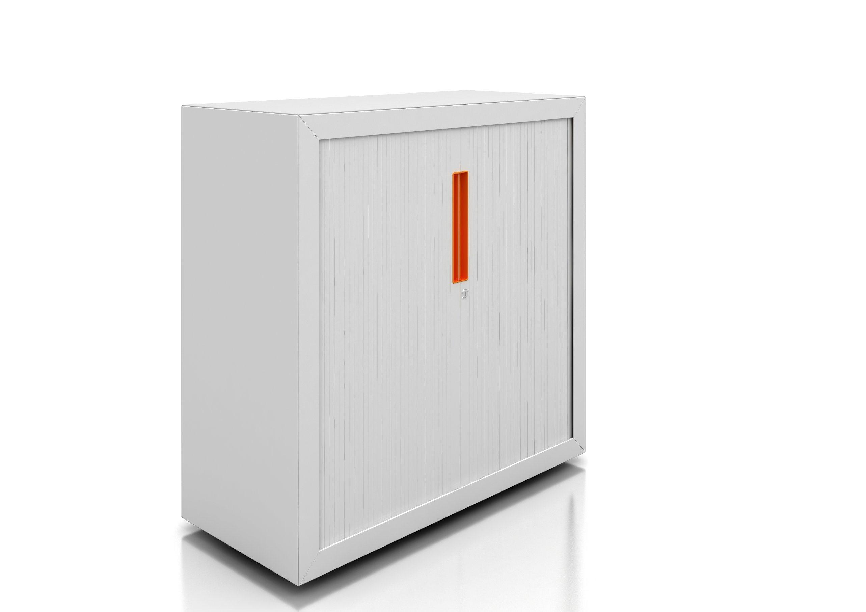 China New Design Steel Roller Shutter Door Cabinet China Tambour