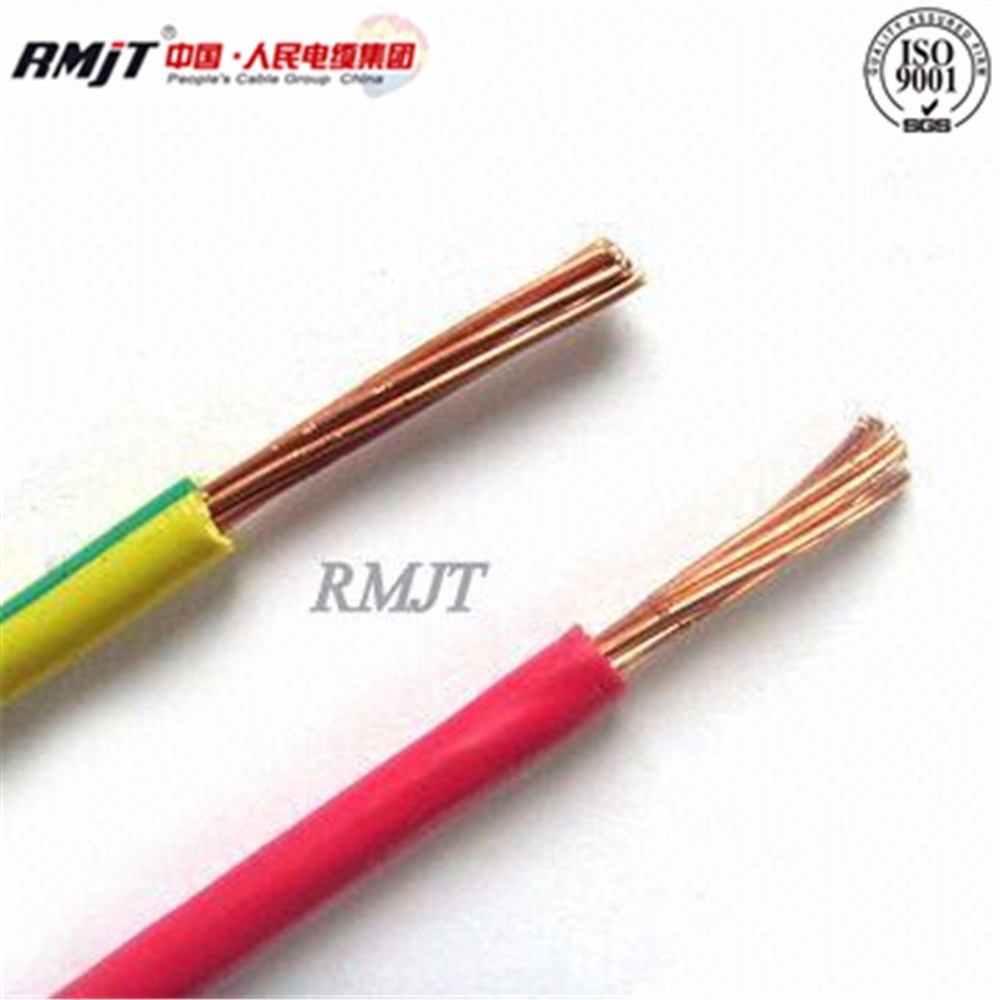 Flexible Copper Conductor H05V-R H05V-K H07V-K H07V-R H03VV-F Building Wire pictures & photos