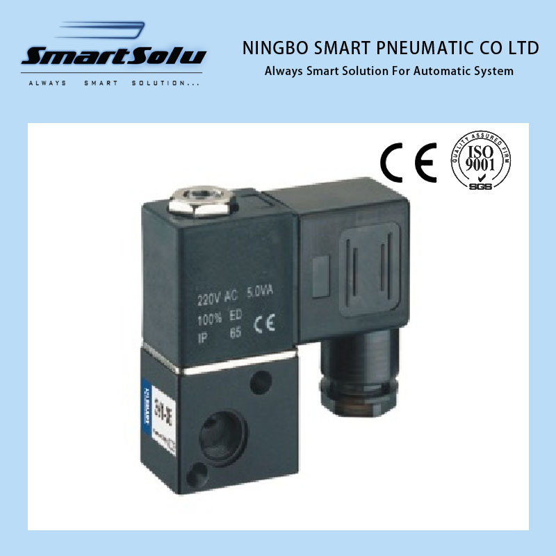 Smart 3V1-M5 Series Drection Solenoid Valve pictures & photos