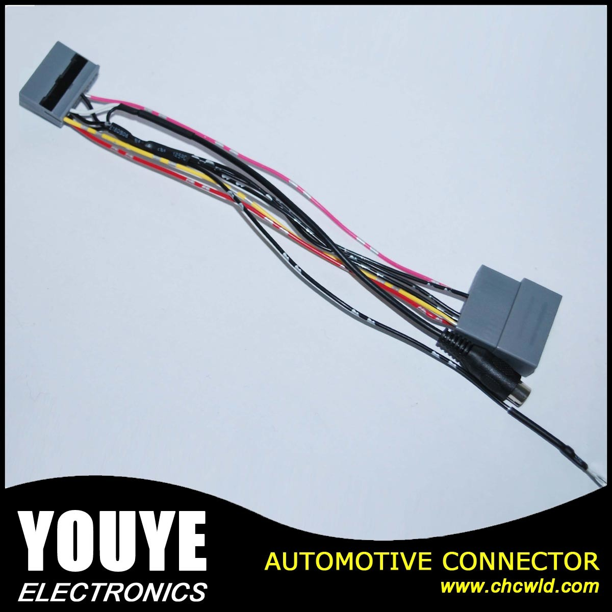 China 12 Pin Car Mirror ISO Wiring Harness Manufacturer - China Wire Harness,  Automotive Wire Harness