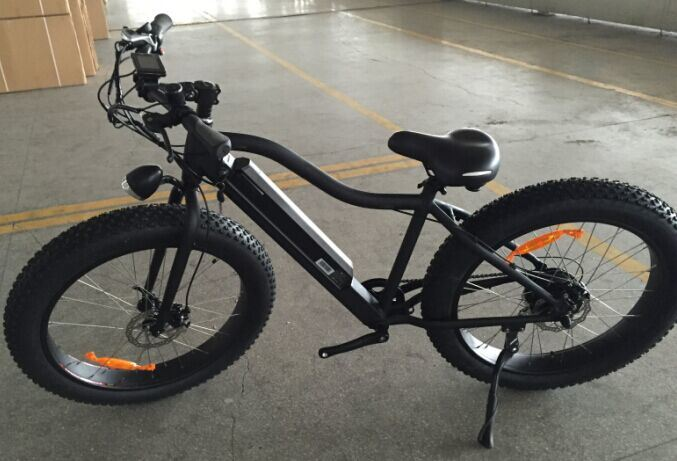 500W Power Motor Electric Fat Tire Bike with TUV Ce Certificate pictures & photos