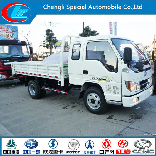 Foton Mini Dump Truck 4X2 (CLW3907) pictures & photos