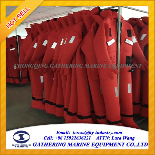 Solas Marine Immersion Suits / Survival Suits