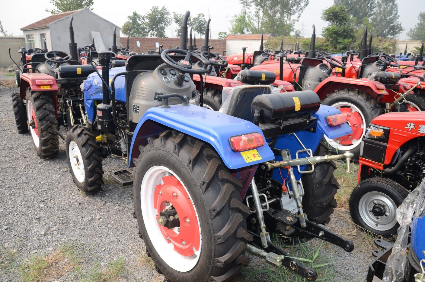 4wd Farm Uses Chinese Garden Tractor Best Price 45hp 4 Mechanic Manufacturers Mania