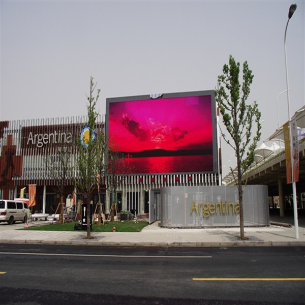 Customized P16 LED Display for Argentina Customers pictures & photos