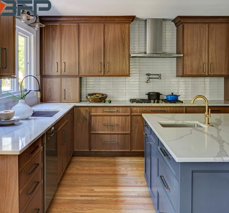China Kitchen Furniture Cupboard Wood Veneer Kitchen Cabinets For Sale China Furniture Kitchen Cabinets