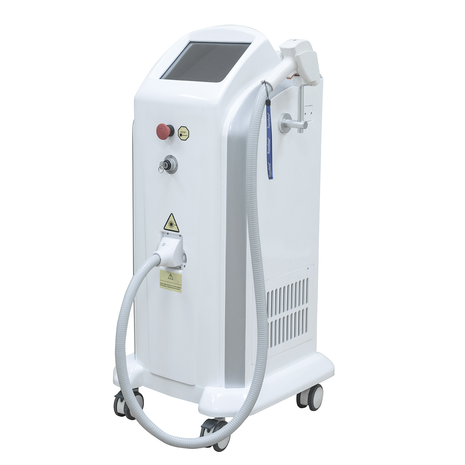 China Diode Laser Hair Removal Device 300000 Shoots Painless