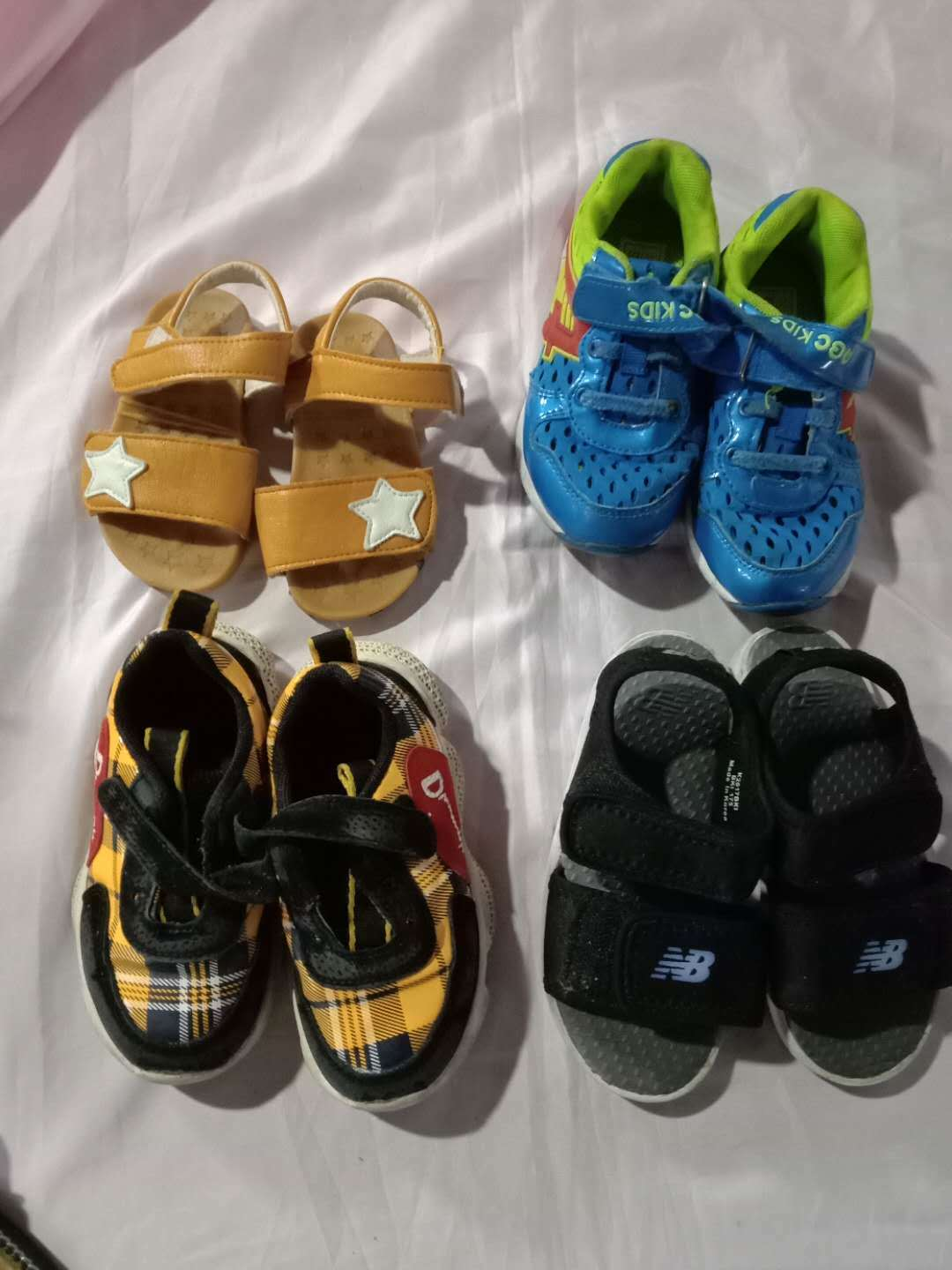 China Baby Shoes Used Shoes Second-Hand