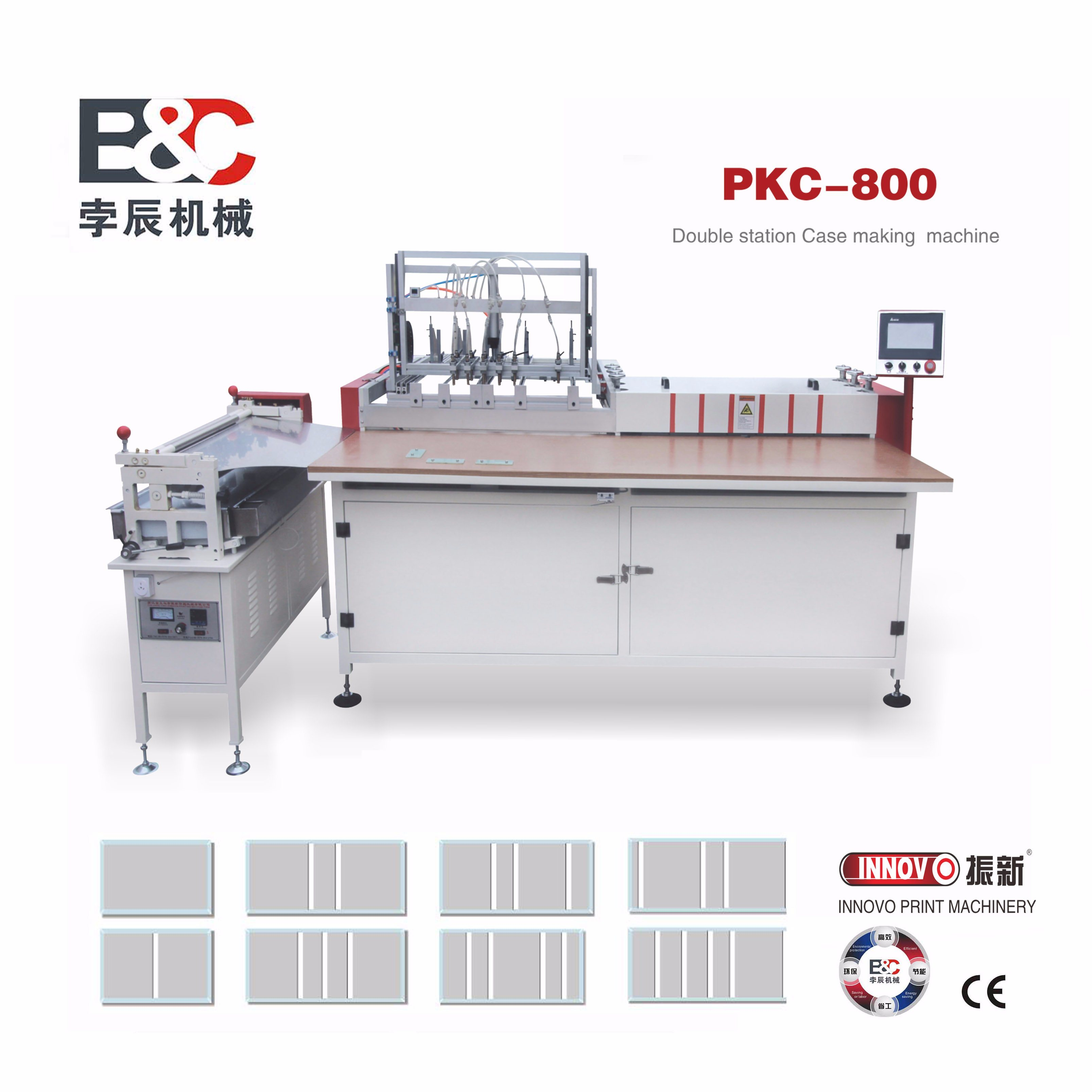 manual case packing stations