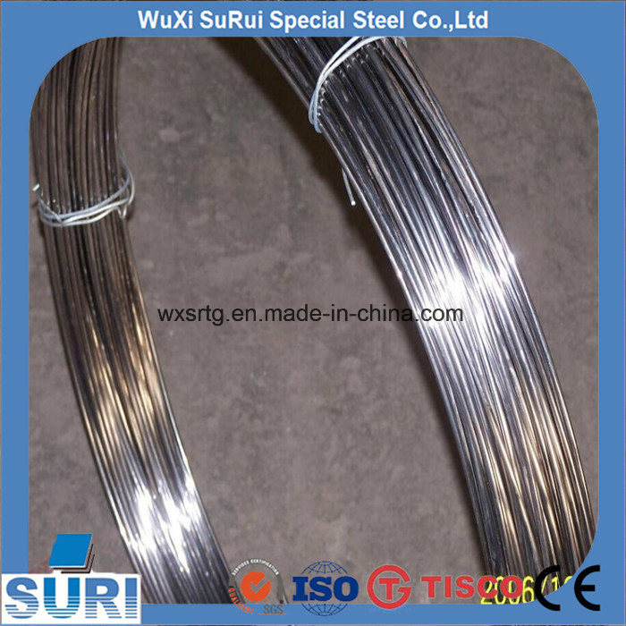 China 316 316L Stainless Steel Wire Rod 3mm Spring Wire - China Hot ...