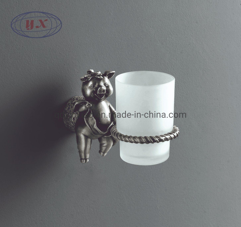 China Bathroom Toothbrush Cup On Wall, Bathroom Toothbrush Holder Set