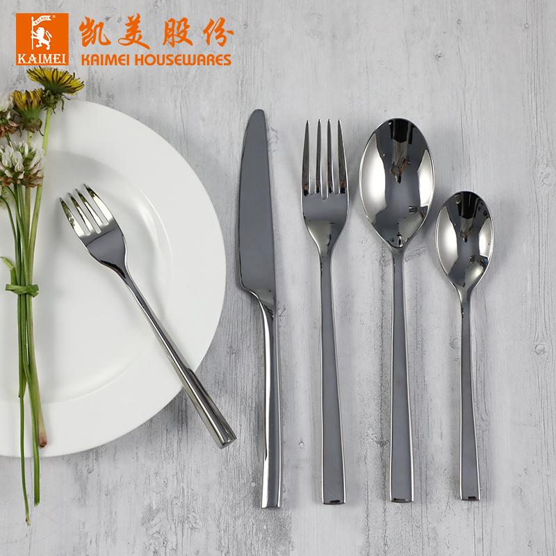 24PC Piece Stylish Kitchen Stainless Steel Cutlery Set Tableware Dining 4 Design