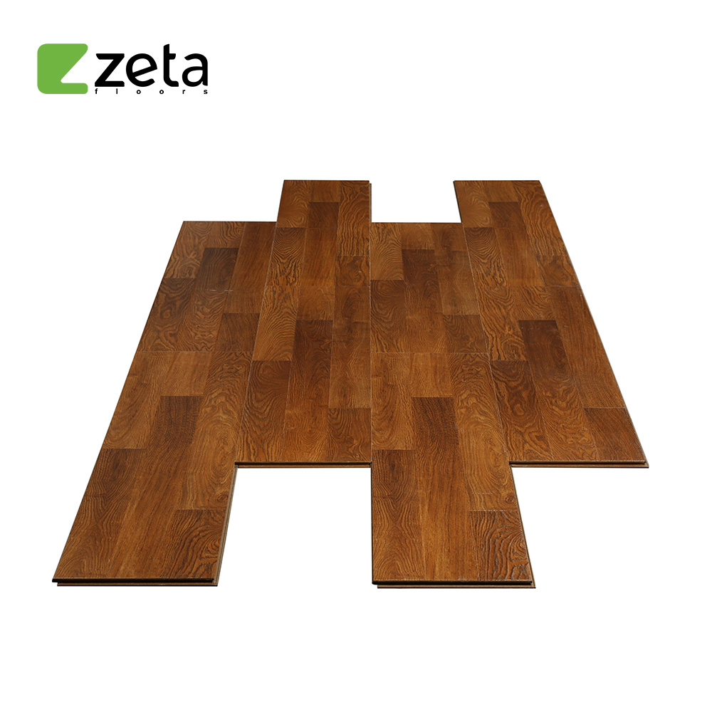 Ac3 Building Material German Technology Laminated Flooring High Hdf