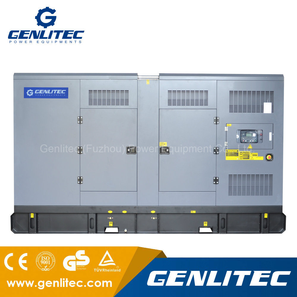China 280kw/350kVA Silent Diesel Generator with Cummins Nta855-G2a Engine  Stamford Alternator - China Generator, Diesel Generator